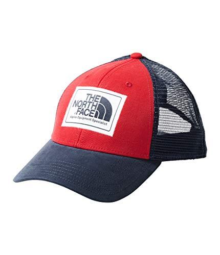 The North Face Unisex Mudder Trucker Hat TNF Red/Urban Navy One -