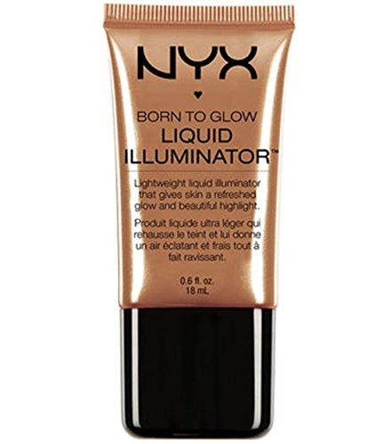 - NYX Born To Glow Liquid Illuminator LI04 - Sun Goddess