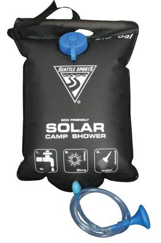 Seattle Sports PVC Free Solar Shower (5-Gallon)