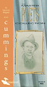 e.e. cummings: An American Original - The Master Poets Collection [VHS]