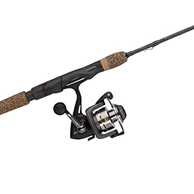 Berkley Lightning Reel and Rod Combo