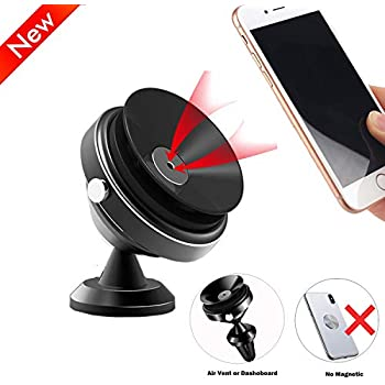 Amazon Com Car Phone Mount For Air Vent And Dashboard