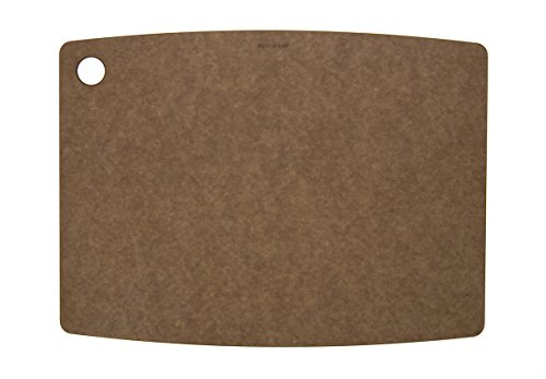 Epicurean 001-181303 Kitchen Series Cutting Board, 17.5-Inch × 13-Inch, Nutmeg
