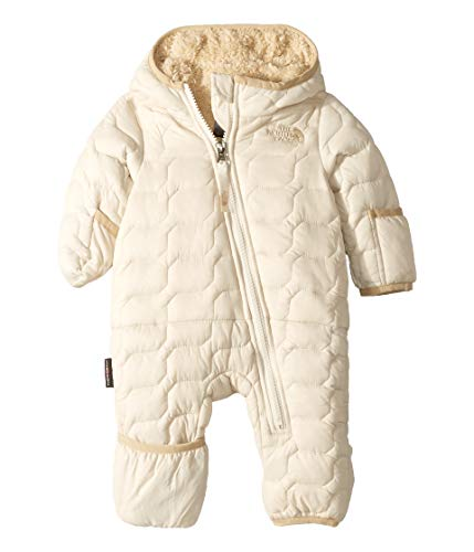 The North Face Kids Unisex Thermoball¿ Bunting (Infant) Vintae White 0-3 Months