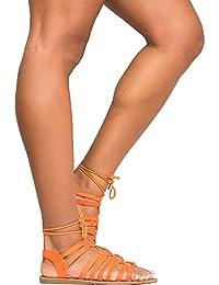 Women's Lupitaa-2-S Lace-Up Sandal Sandal
