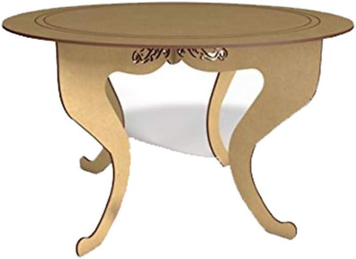 Kit para hacer mesa pequeña porta cupcakes de madera DM para candy ...