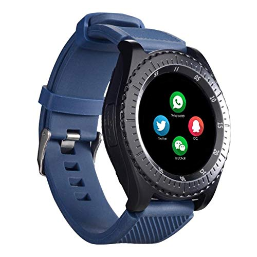 - Blue-Ocean-11-1.54 inch IPS Color Screen Smart Watch Bluetooth Android MTK6261D 230mAh Smartwatch 1.3MP Camera Support Phone Call 2G SIM Card