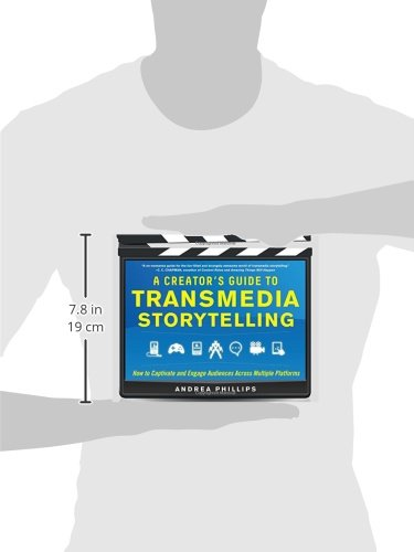 41OclJcTVgL - A Creator's Guide to Transmedia Storytelling: How to Captivate and Engage Audiences Across Multiple Platforms