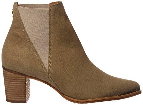 8318485a ... Sixtyseven 78112 - Zapatos de vestir para mujer Milda arena/Chocolate/ Natural/Oro