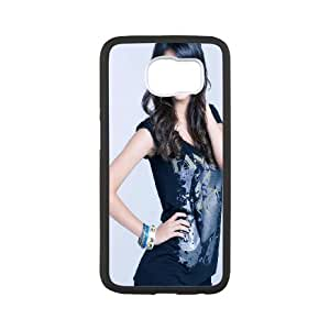 Samsung Galaxy S6 Cell Phone Case Black Victoria Justice FXS_725058