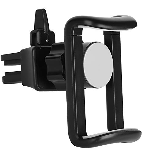Crazedigi Car Phone Mount,Air Vent Phone Holder for Car with Adjustable Car Phone Holder Compatible with iPhone XS/MAX/8/8Plus/7/7Plus/6s/6Plus/5S, Galaxy S5/S6/S7/S8, Google Nexus, Huawei etc