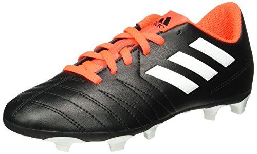 Adidas Unisex-Kinder Copaletto Fxg J Fußballschuhe, Schwarz (Schwarz/Weiß/Rot), 31 EU