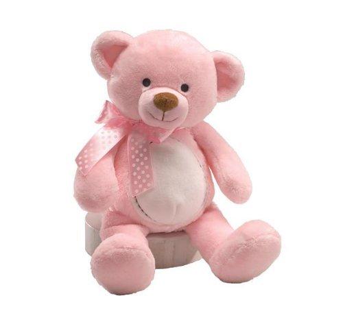 Gund Honeypot Bear Pink 12
