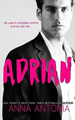 book cover of Adrian
