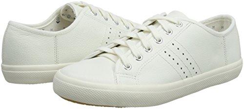 white Wht Bianco Sneaker Face Fat Donna Weston aq6FwF4