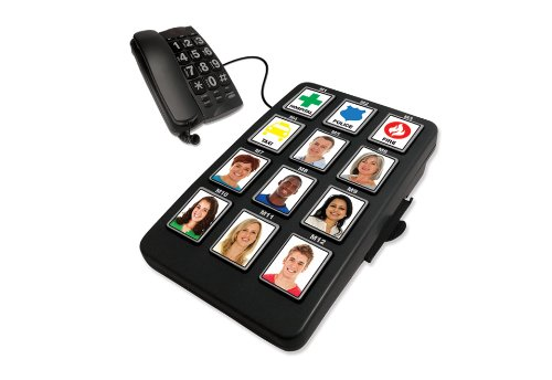 Big Button Photo Dialer