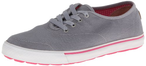 Skechers Performance Womens Go Vulcanized Strand Fashion Sneaker Grey 7A4rGT3WD