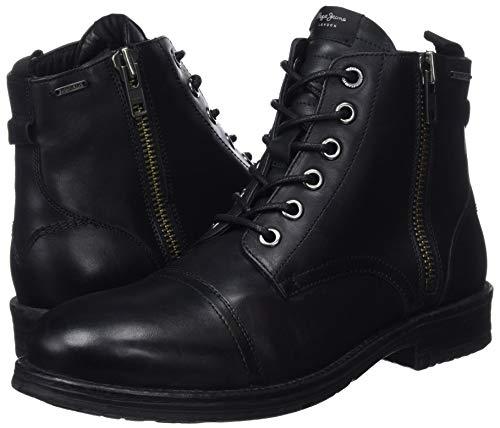 Black Black Med Jeans Uomo Uomo Uomo Tom 999 Nero Classici Cut Stivali Pepe Boot tZURzqtw