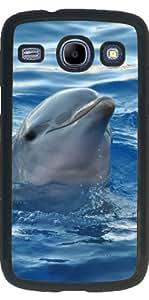 Funda para Samsung Galaxy Core i8260/i8262 - Delfín by WonderfulDreamPicture