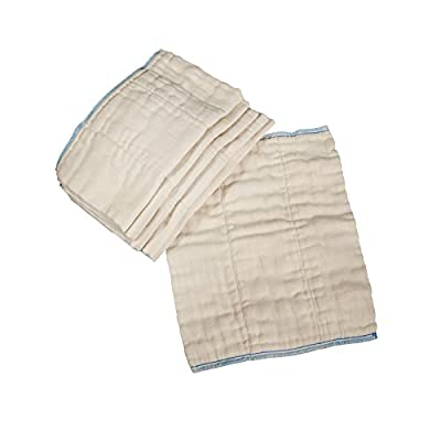 OsoCozy Unbleached Prefold Cloth Diapers – 12 count, Infant - 4x8x4 (7-15 lbs) - 4014743 , B00OGM8CIK , 454_B00OGM8CIK , 22.98 , OsoCozy-Unbleached-Prefold-Cloth-Diapers-12-count-Infant-4x8x4-7-15-lbs-454_B00OGM8CIK , usexpress.vn , OsoCozy Unbleached Prefold Cloth Diapers – 12 count, Infant - 4x8x4 (7-15 lbs)