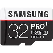 Samsung Pro Plus 32GB MicroSDHC Memory Card - 95MB/s Read, 90MB/s Write
