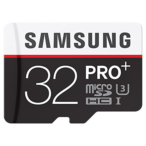 Samsung Pro Plus 32GB MicroSDHC Memory Card - 95MB/s Read, 90MB/s...