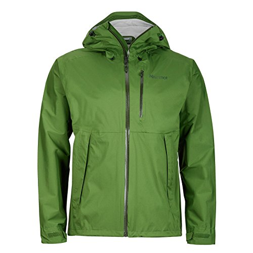 Marmot Magus Jacket for Men, 40820 (X-Large, Alpine Green)