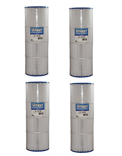 Unicel C-7470 (4 Pack) Replacement Swimming Pool Filter