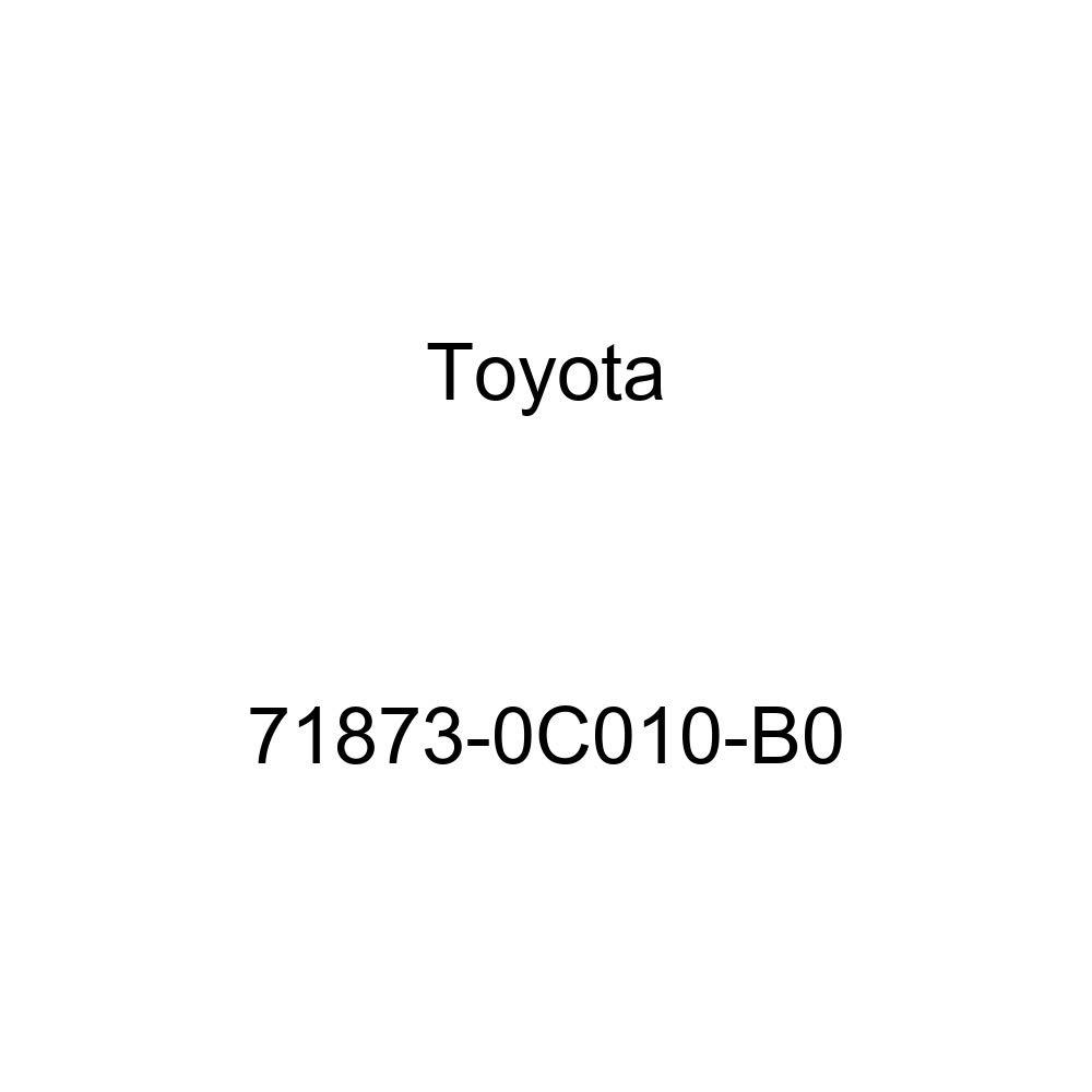 TOYOTA Genuine 71873-0C010-B0 Seat Cushion Shield