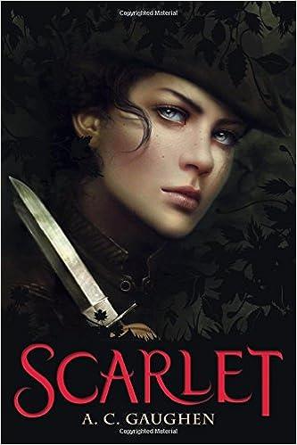 Image result for scarlet a c gaughen