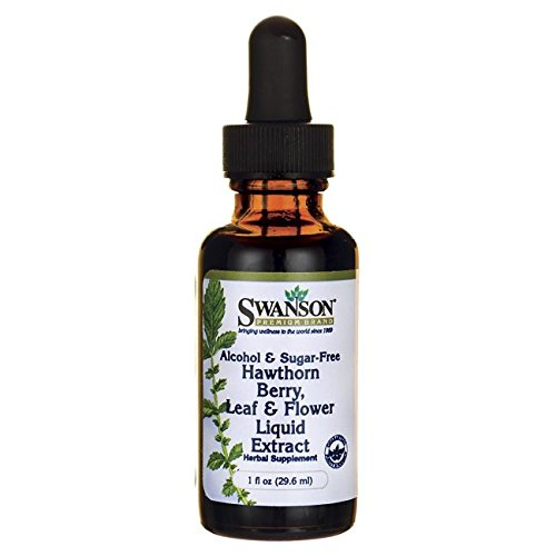 Hawthorn Berry Flower Extract Liquid