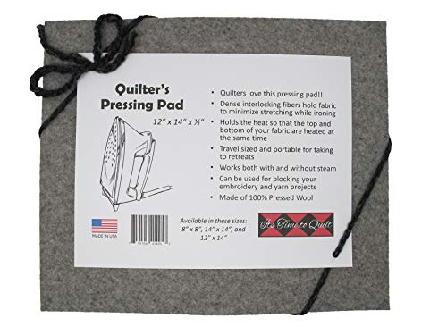 Quilter's Pressing Pad 12
