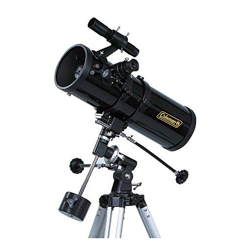 Coleman 114-500 AstroWatch 500 x 114 Reflector Telescope