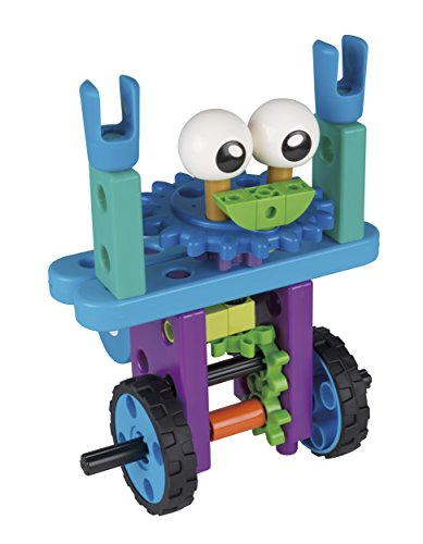 41OcteASbyL - Kids First Robot Engineer Kit and Storybook