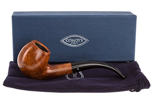 Comoy's Tradition 184 Tobacco Pipe - (Comoys Pipe)