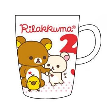 Amazoncojp リラックマお誕生日マグカップ2nd 2月 おもちゃ