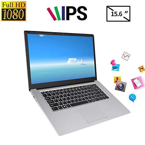 """15,6 """"-Laptop – YEPO N15 15,6-Zoll-IPS-Bildschirm 1920 x 1080 HD-Notebook-Computer für Windows 10, für Intel Celeron N3350-CPU, DDR3 6 GB, 64 GB EMMC, Unterstützung USB/BT 4.0/Mini HDMI/WiFi(EU)"""