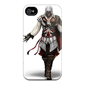 WalkingStreet Fashion Protective Assassin's Creed Ii Case Cover For Iphone 5/5s