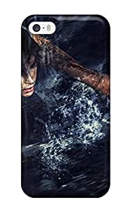 First-class Case Cover For Iphone 5/5s Dual Protection Cover Tomb Raider