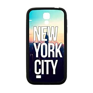 Canting_Good New york city Custom Case for SamSung Galaxy S4 I9500 (Laser Technology)