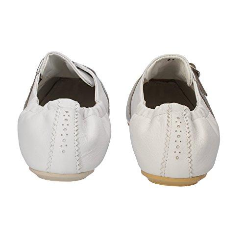 HOGAN sneakers donna 37 EU bianco pelle DZ129