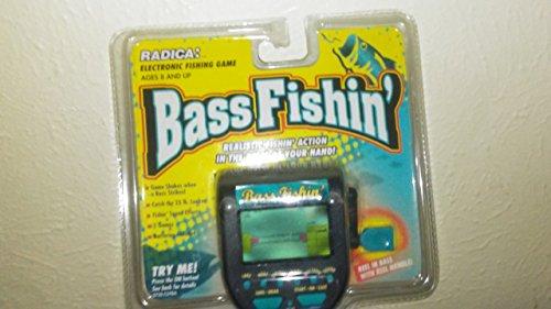 (Bass Fishing Handheld)
