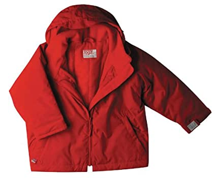c948ebdcc Warm and dry jacket Red 90cm   18-24 months  Apparel   Amazon.co.uk ...