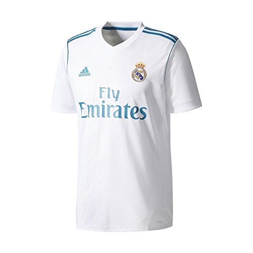 adidas Real Madrid CF Home Jersey  White  (M) 8a1771253