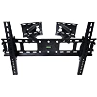 Impact Mounts Corner TV Wall Mount for Plasma, LCD, LED TVs 37 -63 (37 40 42 46 47 50 55 60 63) Full Motion Articulate Articulating Tilts Swivels