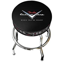"Fender® 30"" Custom Shop Pinstripe Bar Stool"