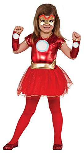 Rubie's Marvel Classic Child's Rescue Costume, Toddler