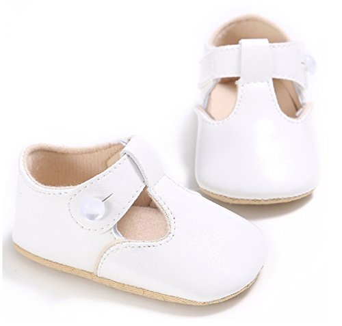 TongYouYuan Baby Girls Infant Toddlers First Walkers Newborn Soft Soled Cotton Bottom Princess Mary Jane Ballet Pink New Shoes (2, - Ferrari Hk Price
