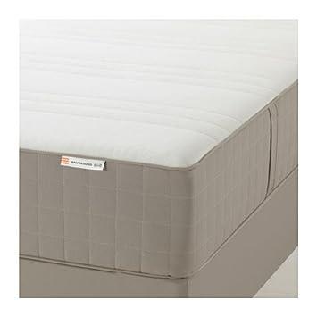 Amazon com: Ikea HAUGESUND Spring mattress (queen size