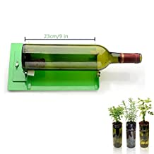 AGPtek 2015 New Version Long Glass Bottle Cutter Machine Cutting Tool For Wine Bottles Easy To Use for 23 CM Long Bottle
